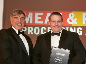 Nick Allen and Kevin Burrows, C&K Meats, Exporter of the Year 2015