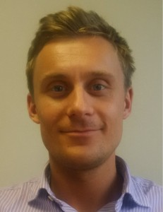 William Walker, Head of Sales and Marketing at Walker Logistics