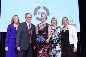 FTA everywoman in Transport & Logistics Awards 2015.