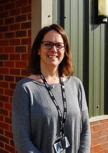 Jo Denton, General Manager of Berkshire-based 3PL, Walker Logistics