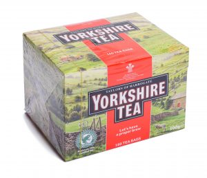 Innovia Films' Propafilm™ provides product protection for Yorkshire Tea