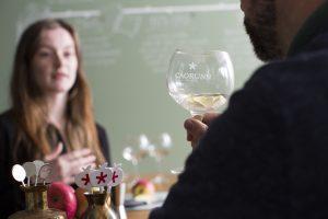 Scottish produced Caorunn Gin