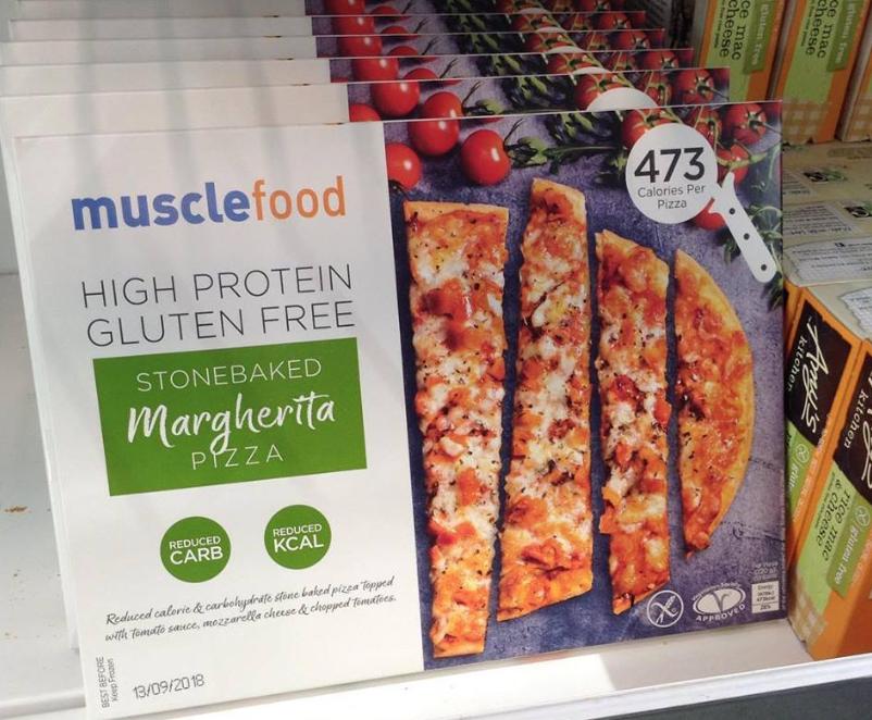 Morrisons Lists Musclefood Diet Pizza Range Fmcg Magazine